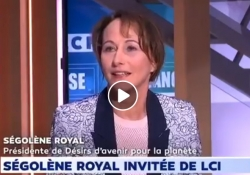 Interview sur LCI